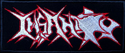 Embroidered Insanity Patch